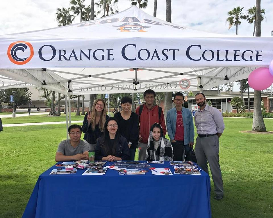 How to Get Involved at Orange Coast College