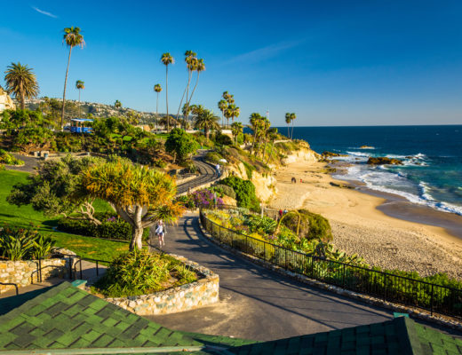 Five Must-See Places in Orange County