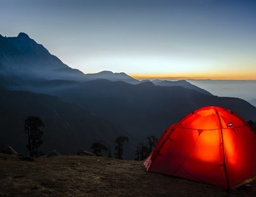 Awesome Campsites within an Hour of Los Angeles